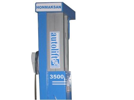 HM 3500 LIFT ARAÇ KALDIRMA LİFTİ